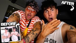 JC AND I GET OUR SUMMER MAKEOVERS!!