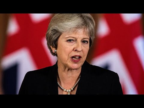 Theresa May quer propostas concretas da UE
