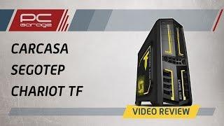 PC Garage – Video Review Carcasa Segotep Chariot TF