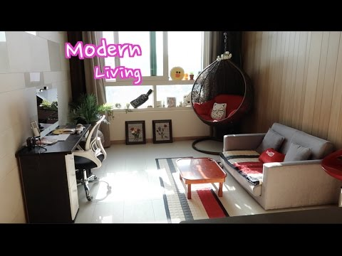 Seoul Apartment Tour A Month | Solar Powered