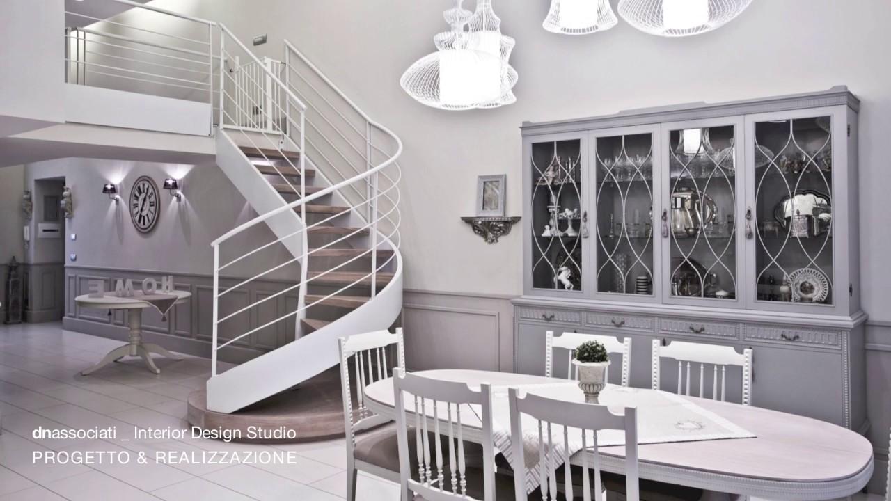 Progetto e ristrutturazione casa shabby chic youtube - Casas shabby chic ...