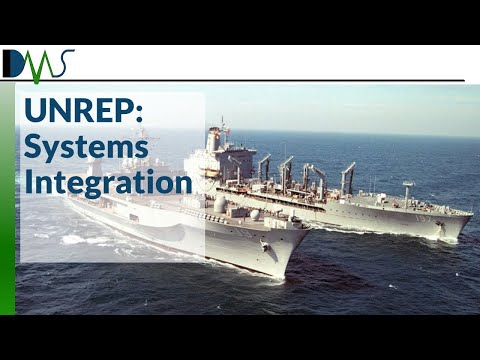 Underway Replenishment (UNREP):  A Systems Integration Study