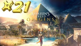 Assassin's Creed Origins - Let's Play #21 [FR]