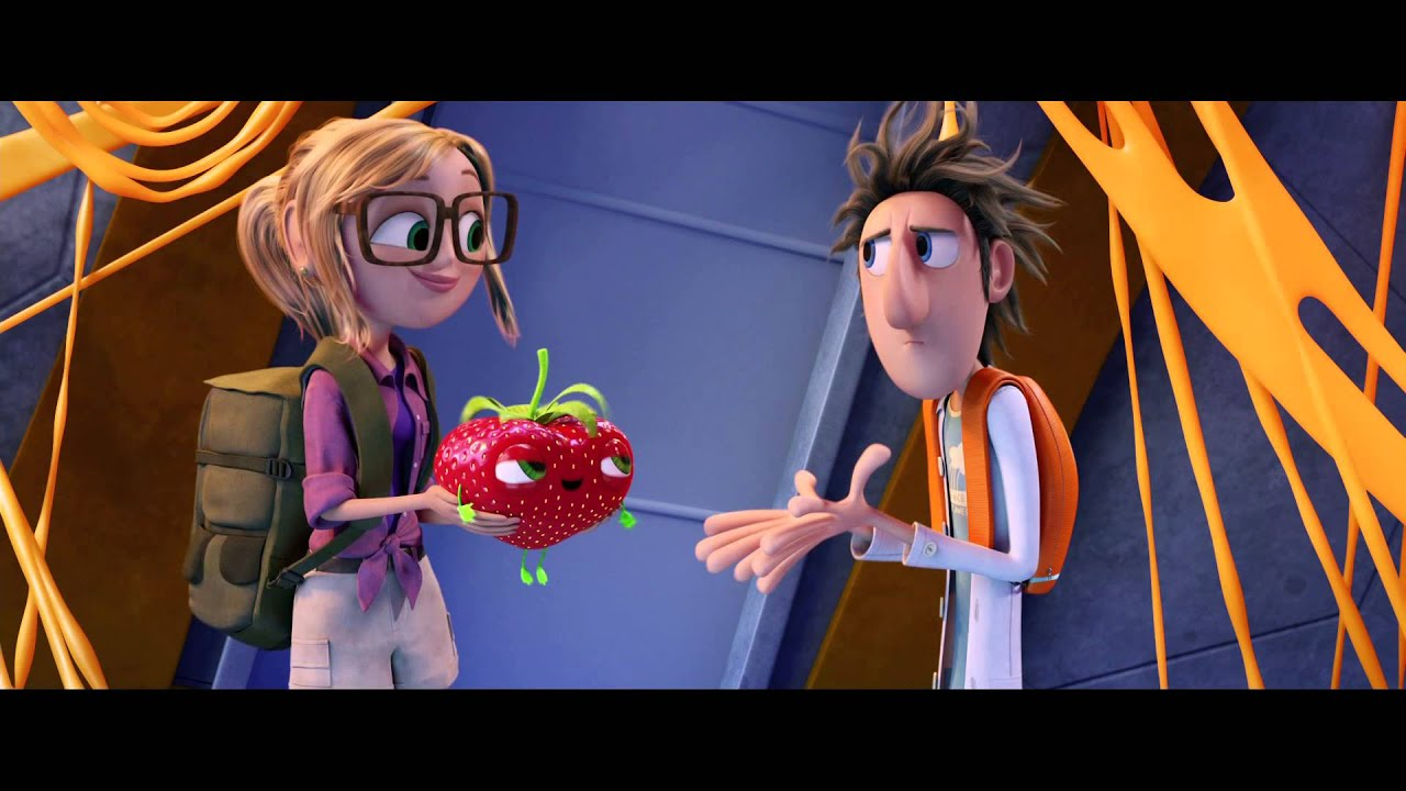 cloudy with a chance of meatballs 2 clip i think i u0027ll call him