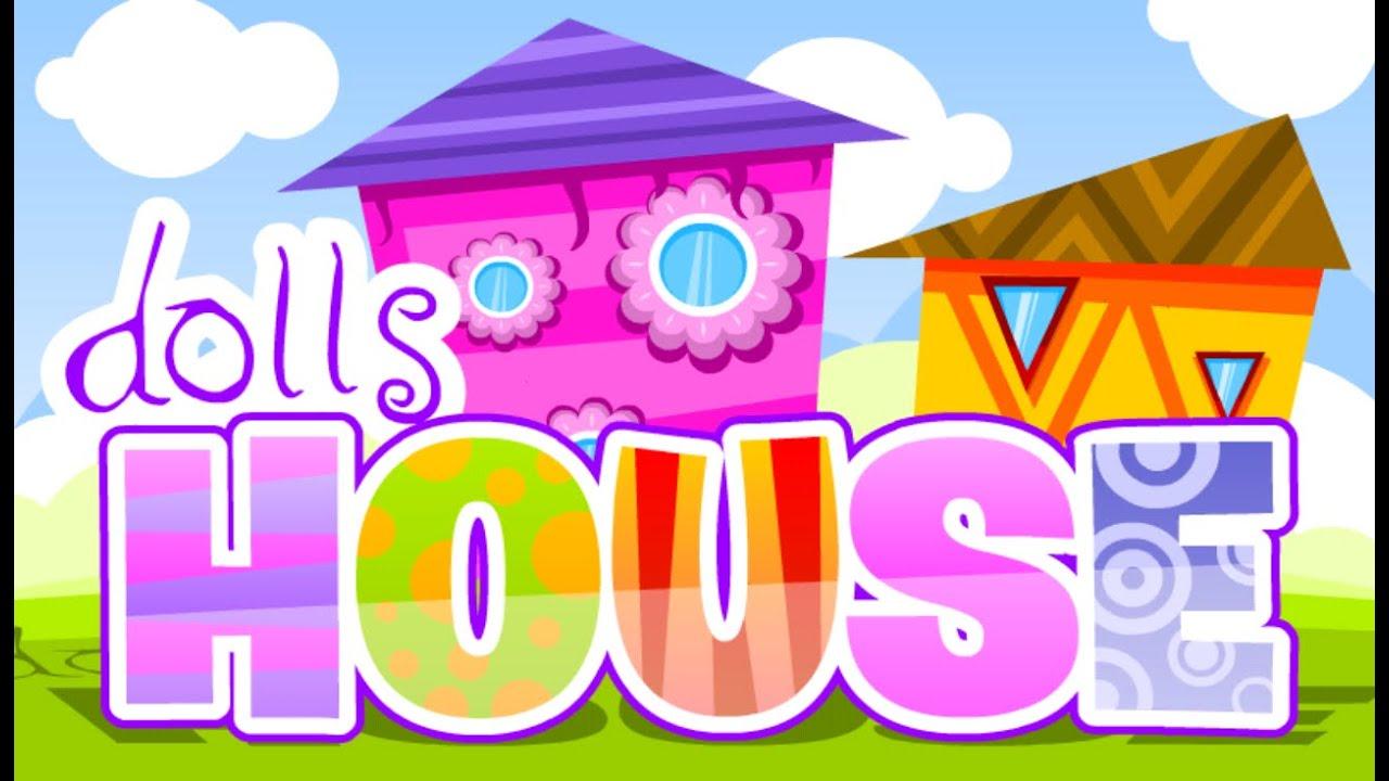 Игра для девочек Doll house design|игры дизайн для девушек