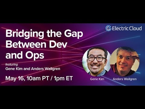 Bridging The Gap Between Dev and Ops