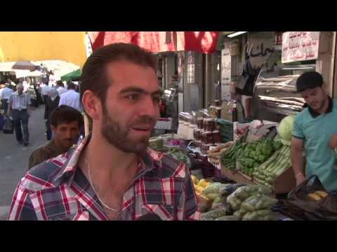 Syrians proceed with daily life amid Damascus dread