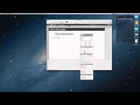 FileMaker Pro 14 - Autosizing Feature
