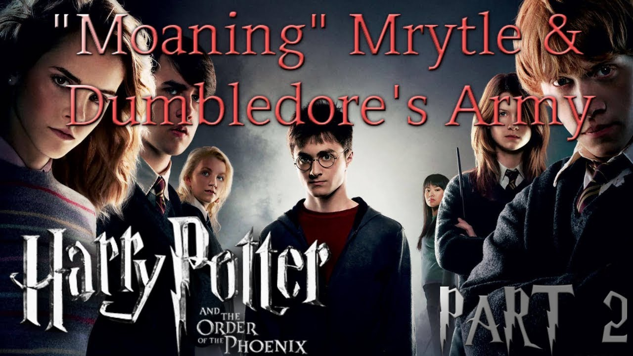 Harry Potter Order Of The Phoenix Stream