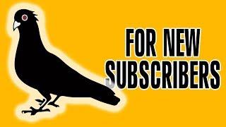 Black Pigeon's Channel Trailer
