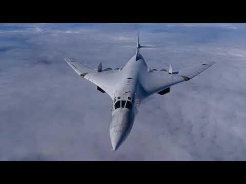 Russian TU-160 ''White
