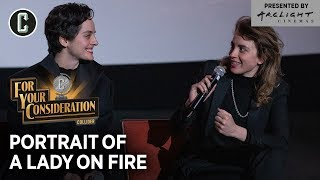 Portrait of a Lady on Fire: Céline Sciamma, Noémie Merlant, Adèle Haenel - Collider x Arclight FYC
