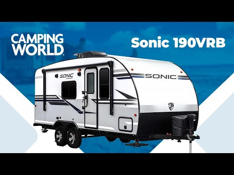 2020 Sonic 190VRB | Travel Trailer - RV Review: Camping World