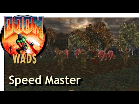 Doom wad - Speed Master (level 1-3)