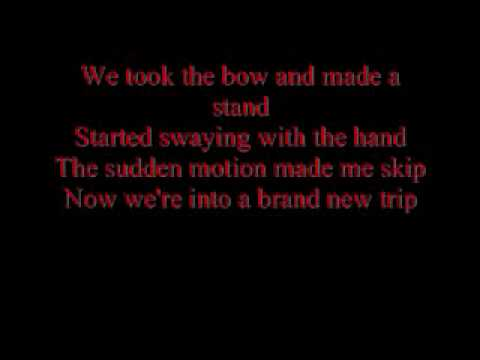 Kungfu fighting lyrics