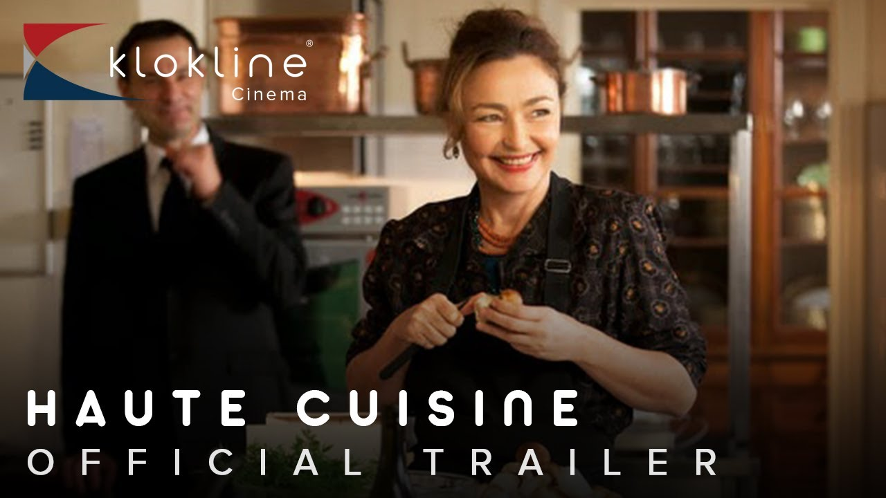 2012 Haute Cuisine Official Trailer 1 HD Paramount Pictures, Transmission  Films