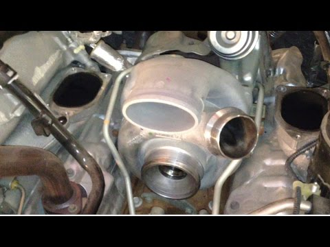 Ford 6.7L Powerstroke Turbo Removal- A Royal Pain!