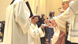MINISTERO dell'ACCOLITATO IN VISTA DEL SACERDOZIO ( fra Volantino Verde di Gesù e Maria )