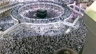 صلاة التراويح من الحرم المكي ليله 22 رمضان 1434 للشيخ عبدالله الجهني وماهر المعيقلي