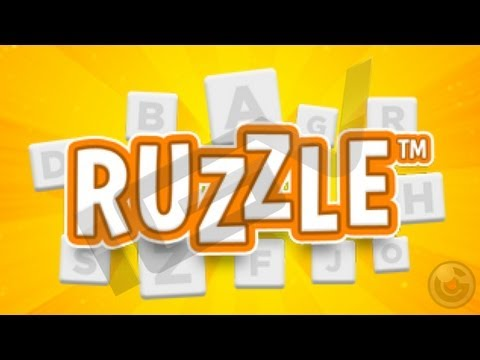 Ruzzle - IPhone Gameplay Video