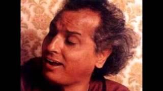 Pt Jasraj - Raag Bhimpalasi - jaa jaa re apane mamdiravaa -Drut Teentaal