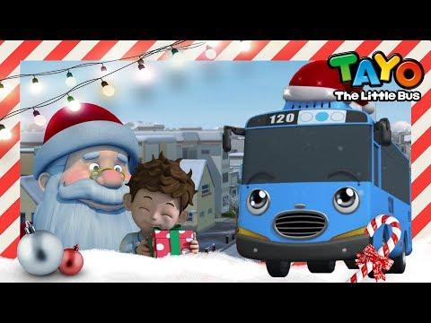 🌲🤶 Тайо эпизоды С Рождеством, Тайо! | Особые эпизоды Тайо на Рождество | мультфильмы для детей