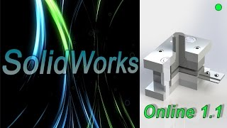 SolidWorks. Online. Проектирование штампа. (Трансляция 1.1) / SolidWorks. Online(, 2016-03-18T18:06:19.000Z)