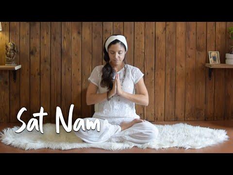Sat Nam | Vibrant Kundalini