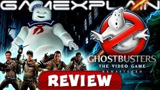 Ghostbusters: The Video Game Remastered (Nintendo Switch) (Video Game Video Review)