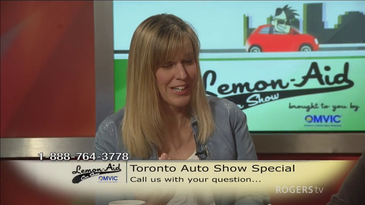 Toronto Auto Show 2017 - Lemon-Aid Car Show/OMVIC - YouTube