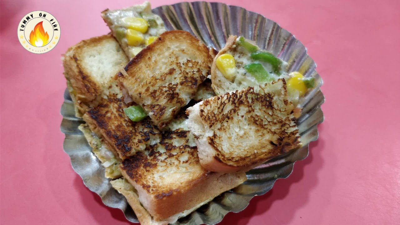 Hindupur Sandwich At Hari Super Sandwich Youtube