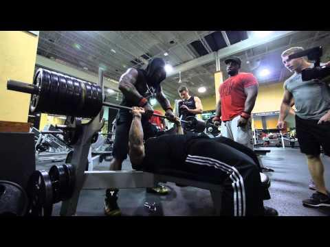 Most Insane Bench Press Session ! - CT Fletcher | Mike Rashid | Big Rob | 360 reps on Bench Press