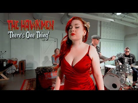 'There's One Thing' THE HAWKMEN (Factory Studio Bristol) BOPFLIX Session