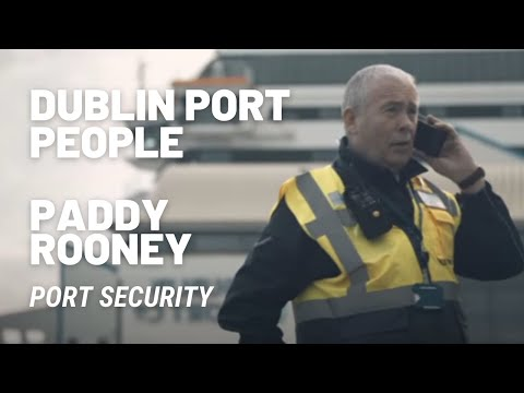 Paddy Rooney - Dublin Port Security