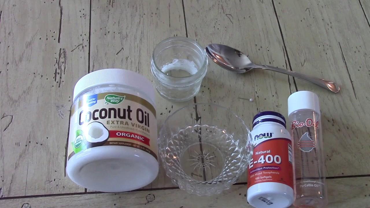 DIY Scar Cream (to fade your scars