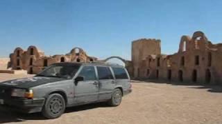 Adventure-Trip Afrika Tunesien 2009