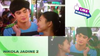 🌟JADINE🌟 - HD - Yung reaction ni Clark sa alimango hahaha😂