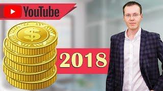 Монетизация YouTube 2018: это должен знать каждый