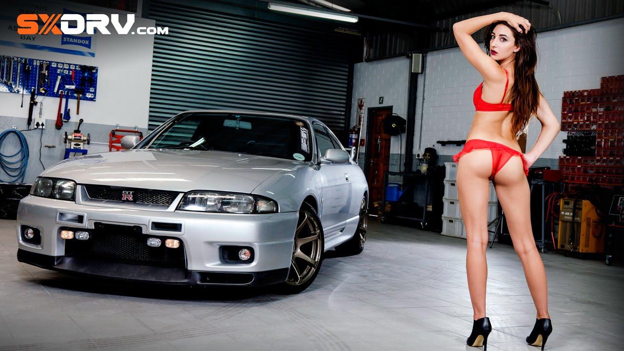 Camaros And Girls Wallpaper Sxdrv Jade Wilson Nissan Skyline R33 Gt R Sexy Red