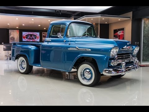 1958 Chevrolet Apache Pickup For Sale Youtube