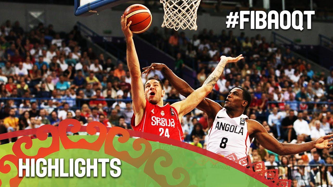 Fiba Olympics
