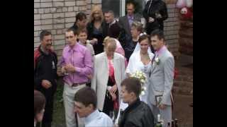 Великие Луки. Свадьба. Анна+Андрей=СВ 17.09.2011