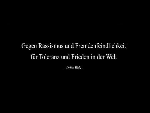 DRITTE WAHL - BRENNT ALLES NIEDER (Offizielles Video)