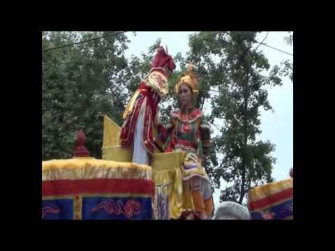 ĐỒNG KHÁNH HUẾ - 95 năm Đồng Khánh - Hai Bà Trưng -  Lễ rước trở về