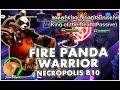 SUMMONERS WAR : Fire Panda Warrior - Necropolis B10 Spotlight - Xiong Fei