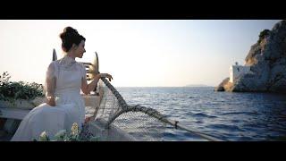 Χριστίνα Χαράλαμπος Wedding Video @ Κρασοπαναγιά Μέθανα