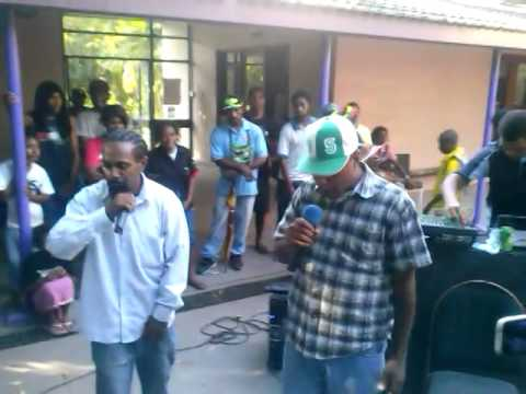 3KiiNgZ @ the PNGRC Rap Battles