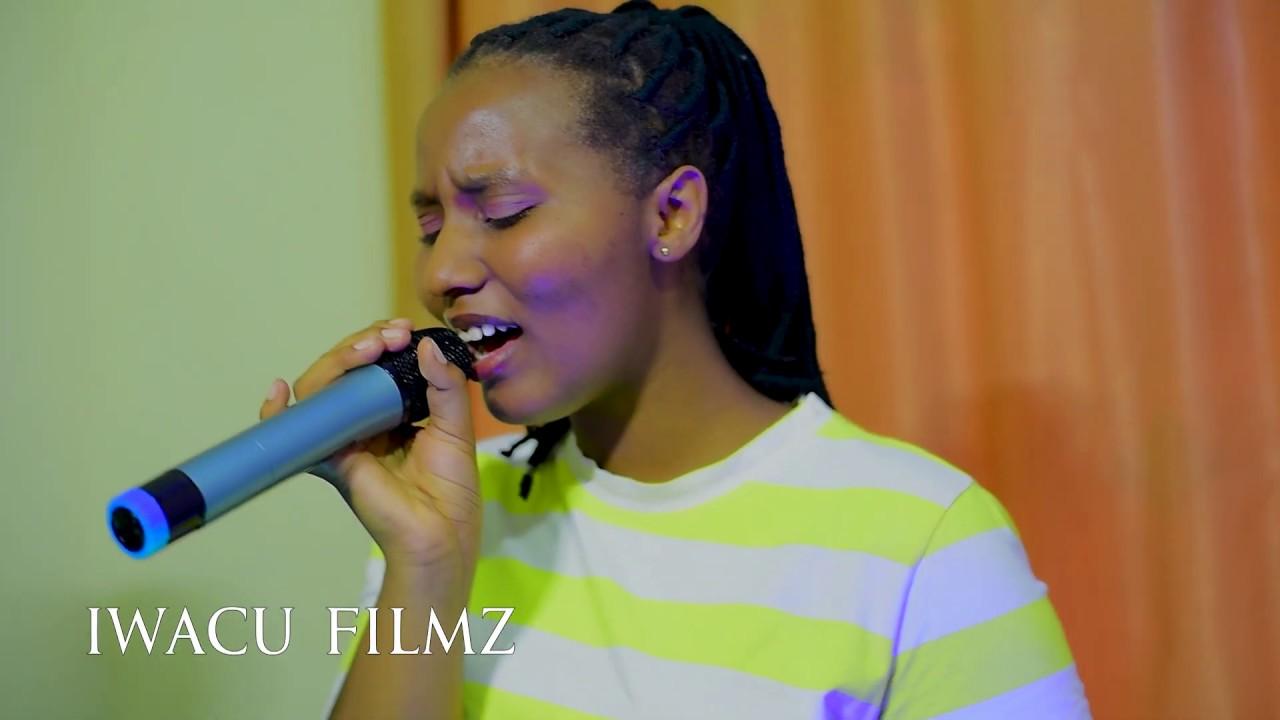 NDI HANO // GOLIGOTA WAMBABIYE UMUKIZA- UMUKOBWA Ufite Ijwi Ridasanzwe - Alice  & Musabwa