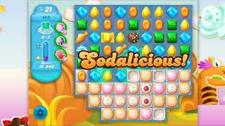 Candy Crush Soda Saga - Level 153 - No boosters ☆☆☆