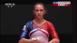 The 2015 GLASGOW Artistic Worlds 2015年第46届世界体操锦标赛
